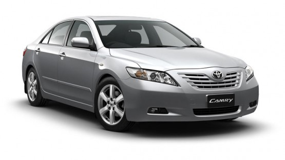 Xe Toyota Camry 5 chỗ